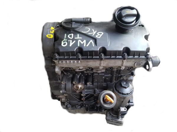 Silnik VW AUDI 1,9TDi BKC