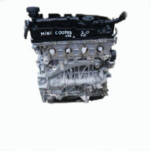 Silnik BMW Mini 2.0 D 2017r B47C20A