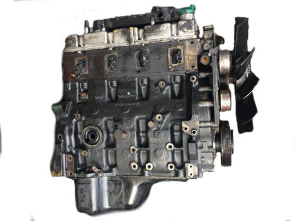 Silnik Mahindra 2.5 TD
