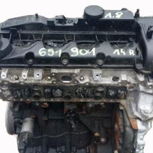 Silnik Mercedes 1.8 2.0 CDI 14R 651901