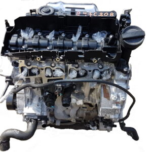 Silnik BMW 2.0 Bi-Turbo 231KM 2017r B47C20B