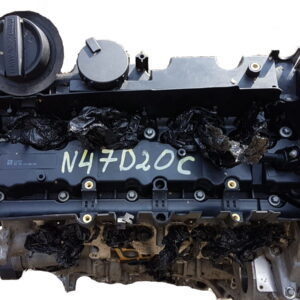 Silnik BMW 2.0D  177KM 2011r N47D20C
