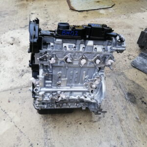 Silnik Citroen Peugeot 1.6 E-HDI 2017r BH02