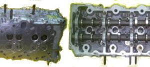 Głowica Toyota  3,0 D4D