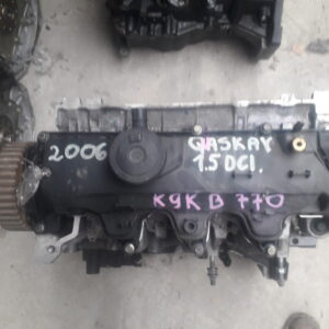 Silnik Renault 1.5 DCI K9KB770