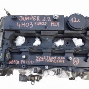 Silnik Jumper 2.2  Euro 5 4H03