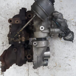 BiTurbo Mazda 2,2D SH01-13700