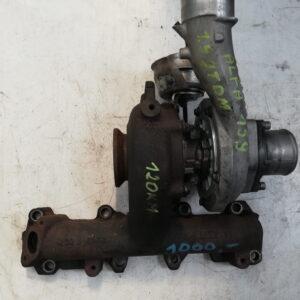 NOWA Turbosprężarka Alfa 159 1.9 JTDM 120KM 760822