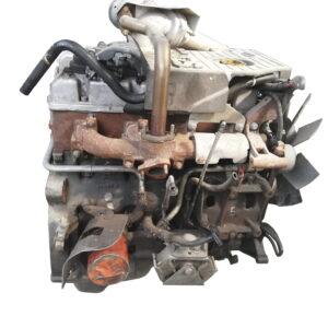 Silnik Mahindra 2.5 TD BK64J