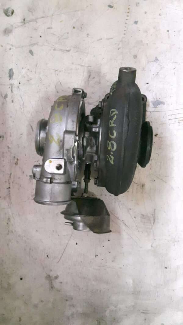TURBOSPRĘŻARKA TURBINA JEEP 2.8CRD 757246