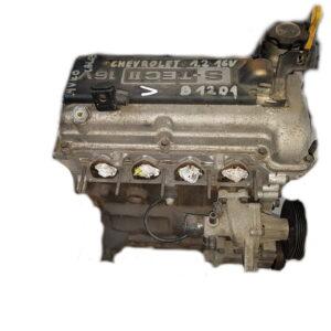 Silnik CHEVROLET AVEO SPAR KALOS  1.2 MPI B12D1