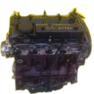Silnik Ford TRANSIT 2,2TDCi 125KM CYRB 12r.