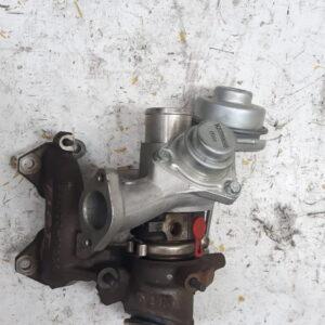 NOWA Turbina Turbosprężarka FIAT 0.9 49373-03001