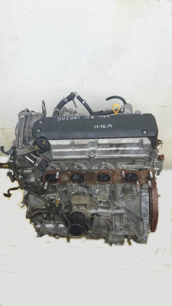 Silnik SUZUKI FIAT 1.6 M16A 2007r