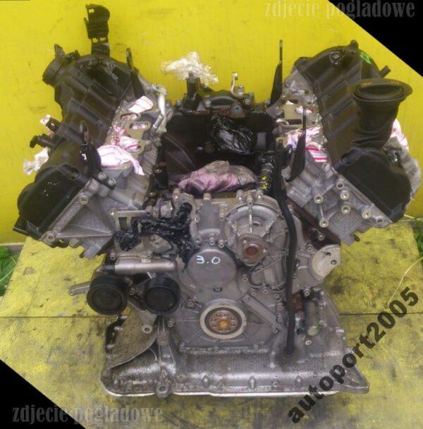 Silnik AUDI 3,0TDi V6 204KM CLA a4 a5 a6 gwarancja