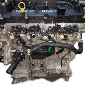 Silnik Ford MK3 Focus 2.0 TB 250KM R9DA EcoBoost