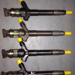 Sprawdzone Wtryski Mitsubishi L200 1465A297