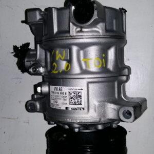 Kompresor klimatyzacji VW AUDI 1.6TDI 500816803E