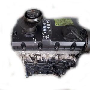 Silnik VW Sharan AUY  1,9TDi 115KM