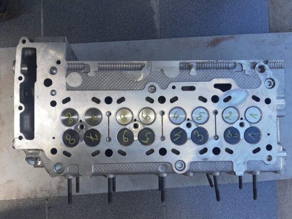 Głowica Fiat Iveco 3.0JTD HPI Euro6 502295007