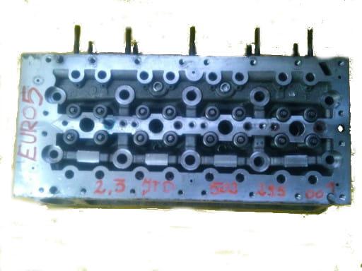 Głowica Fiat Iveco 2,3JTD Euro5 502295001