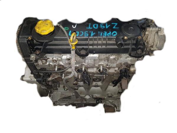 Silnik OPEL  VECTRA C  ZAFIRA B 1,9 CDTi Z19DT
