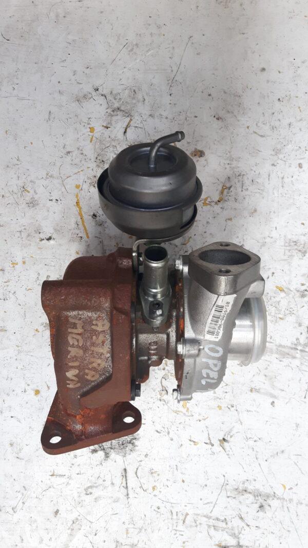 Turbina Turbosprężarka OPEL 1.7CDTI 898102 NOWA