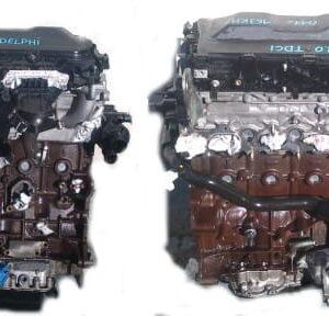 Silnik Ford KUGA 2,0TDCi 11r. 140KM Delphi UFDA