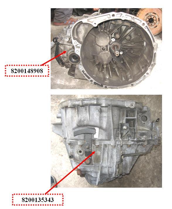 skrzynia biegów Renault Master 3,0 DCi PF5002