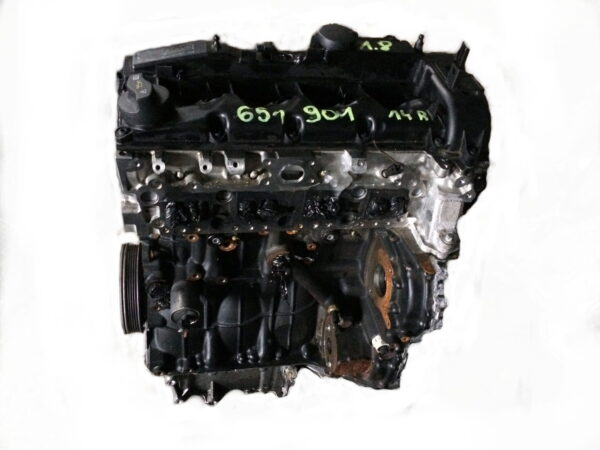 Silnik Mercedes 2.0CDI 1.8 CDI A-KLASA B-KL 651911
