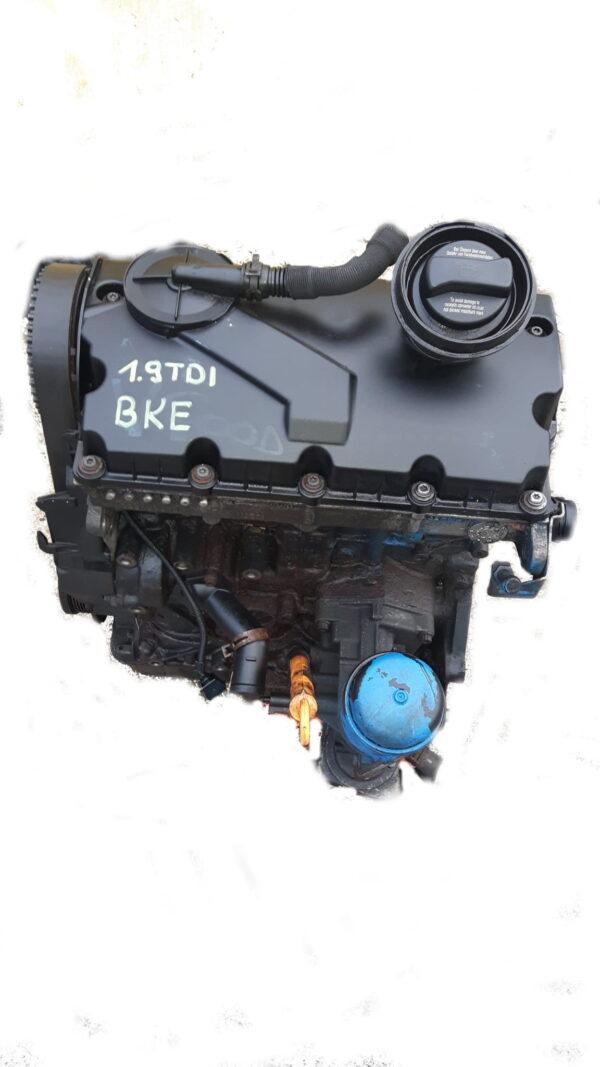Silnik VW 1.9TDI BKE 07R