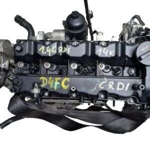 Silnik Kia Hyundai 1.4 CRDI 2014r D4FC