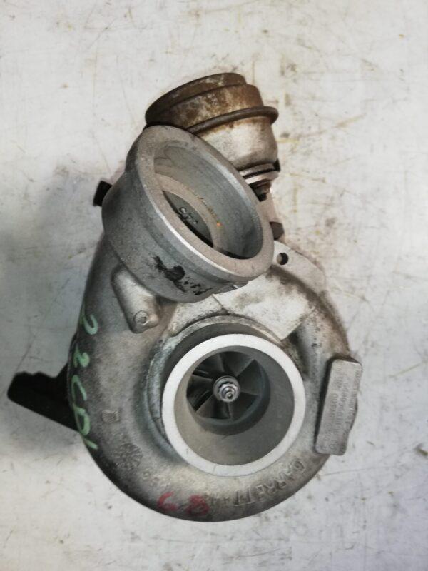 Turbosprężarka Mercedes 2.2 CDI 109KM 709836-1 Nowy środek