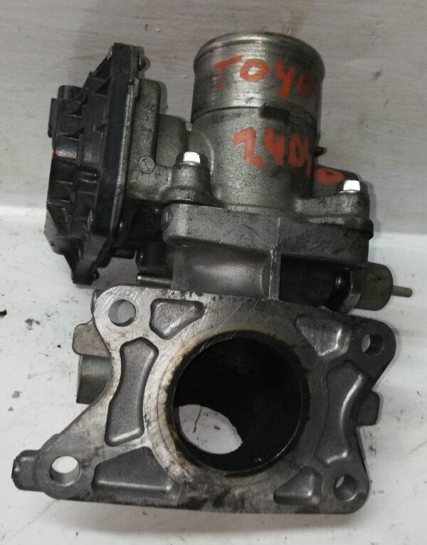 Przepustnica Toyota 1.4 D4D 26100-0N030