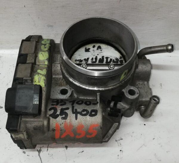 Przepustnica Hyundai Kia 2.0 16V 35100-25400