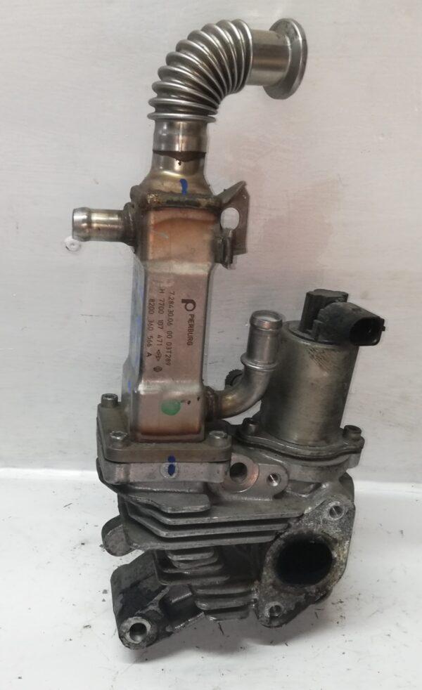 Zawór EGR Renault 1.9 DCI 70007504