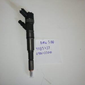Nowy wtryskiwacz BMW 3.0 D 0986435010 7785437