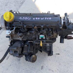 Silnik Renault 1.5 DCI K9KW718