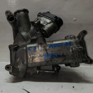 Chłodnica spalin EGR VW 2.0 TDI 059131503T 059131515