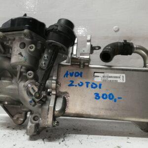 Chłodnica spalin EGR Audi 2.0 TDI 03L131512DN V29009867