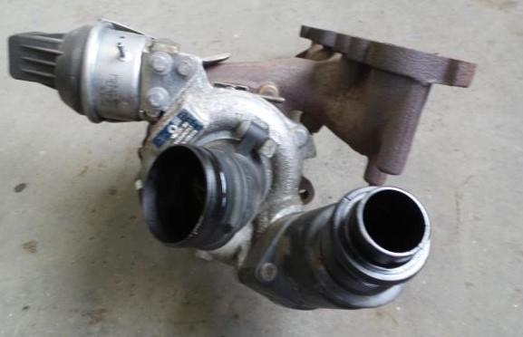 Turbosprężarka VW Passat 2.0 TDI 140KM 03L253056A