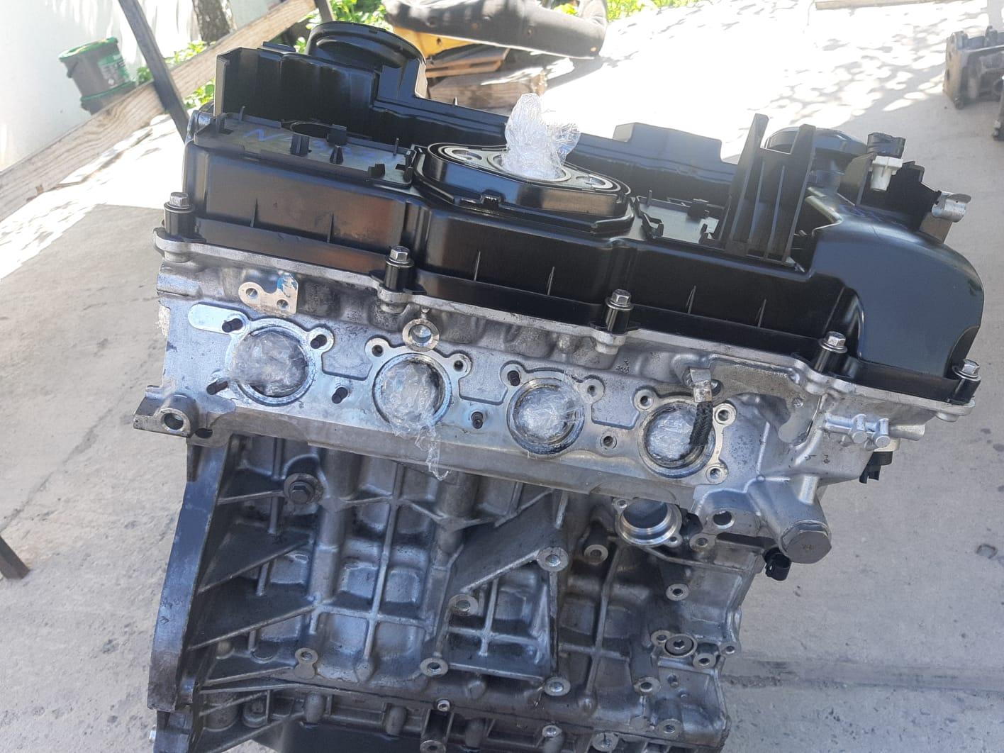 Silnik BMW 2.0 B N43B20