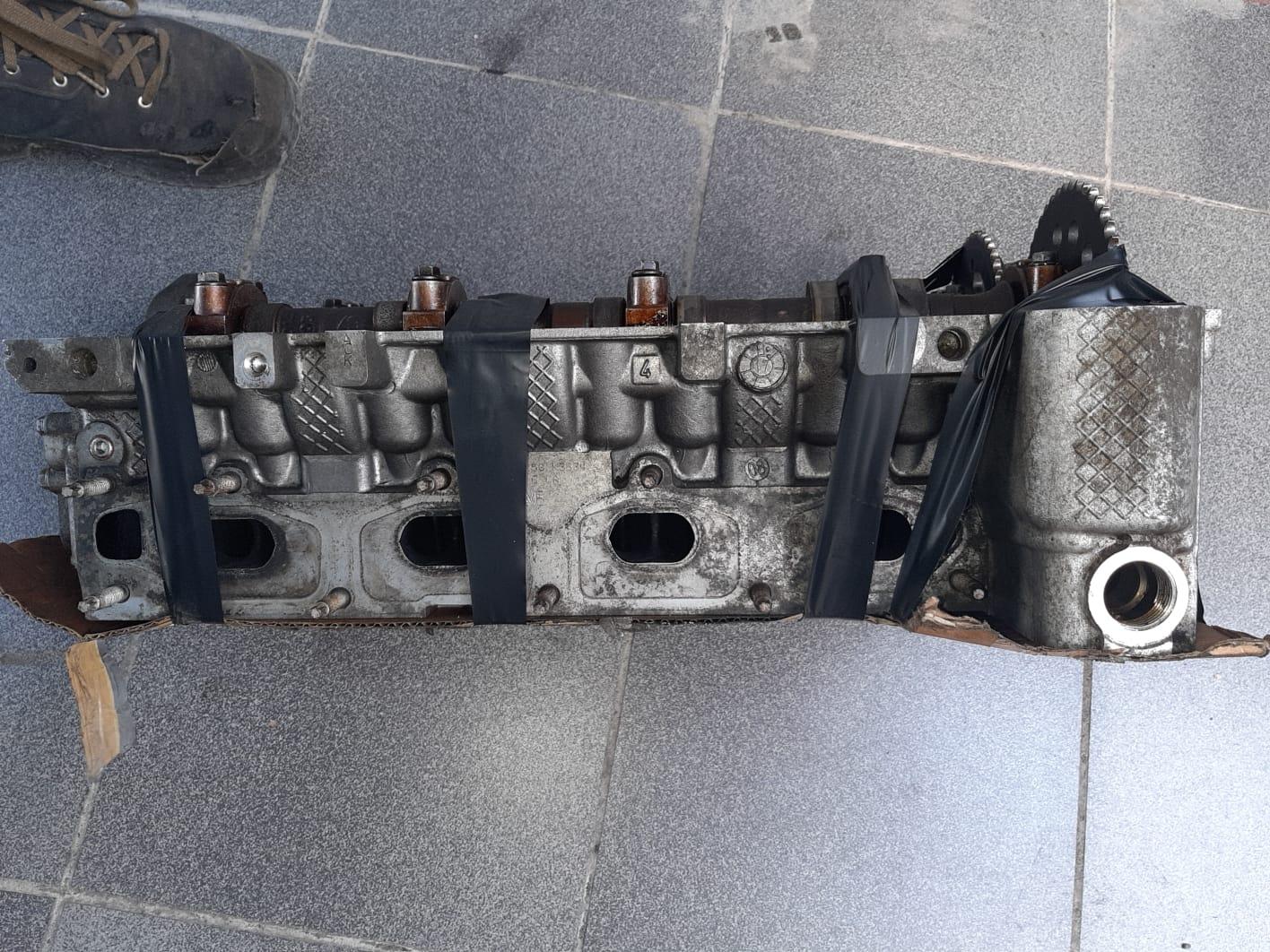 Zrobiona Głowica Opel Vectra C 2.2 16V 55561003
