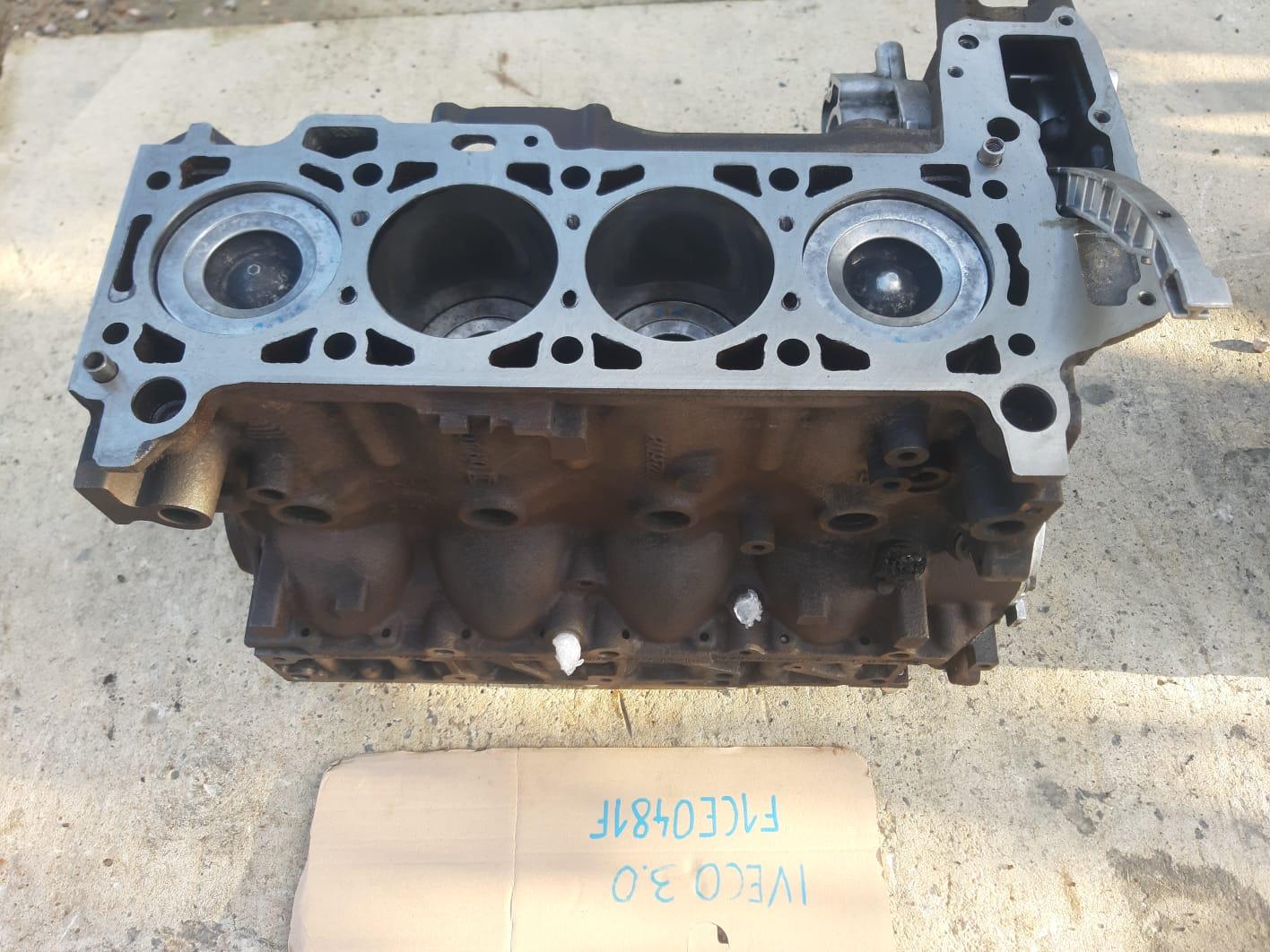 Dół silnika Iveco Ducato  3.0 D F1CE0481F