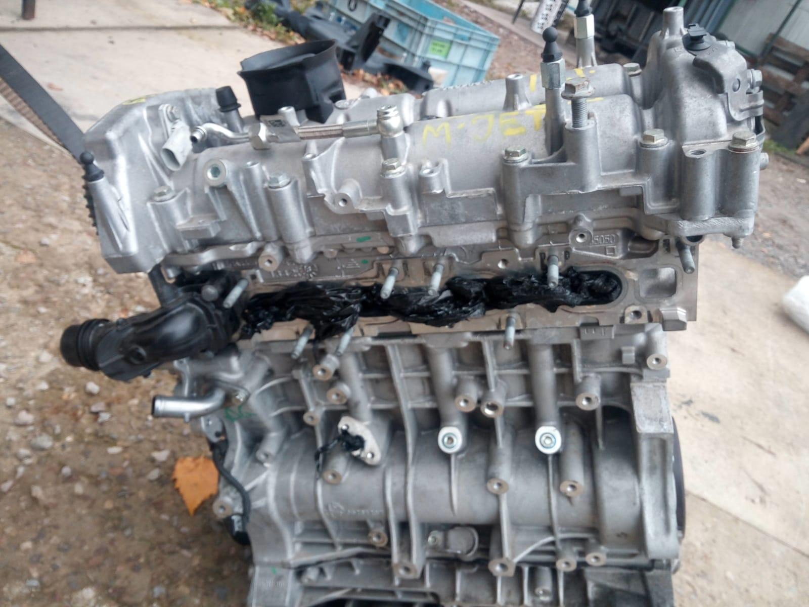 Silnik Alfa 2.2 M-Jet 4X4 2018r 55284529