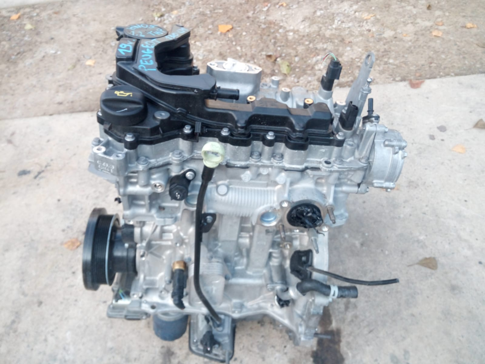 Silnik Peugeot 1.2 THP 130 KM 2019r HN05