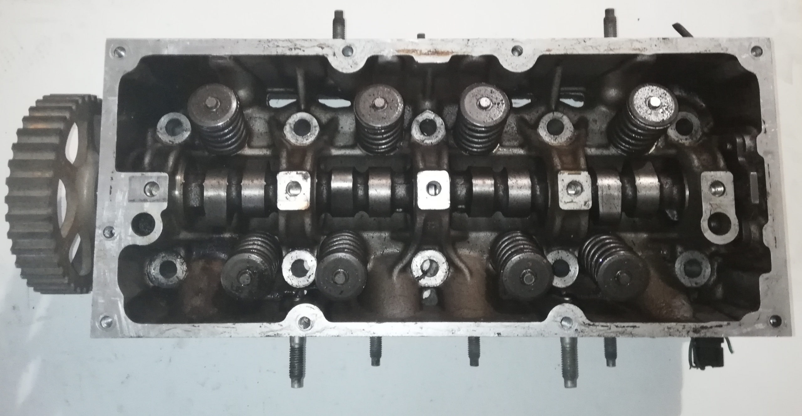 Głowica renault 1.2 8v D7FA800