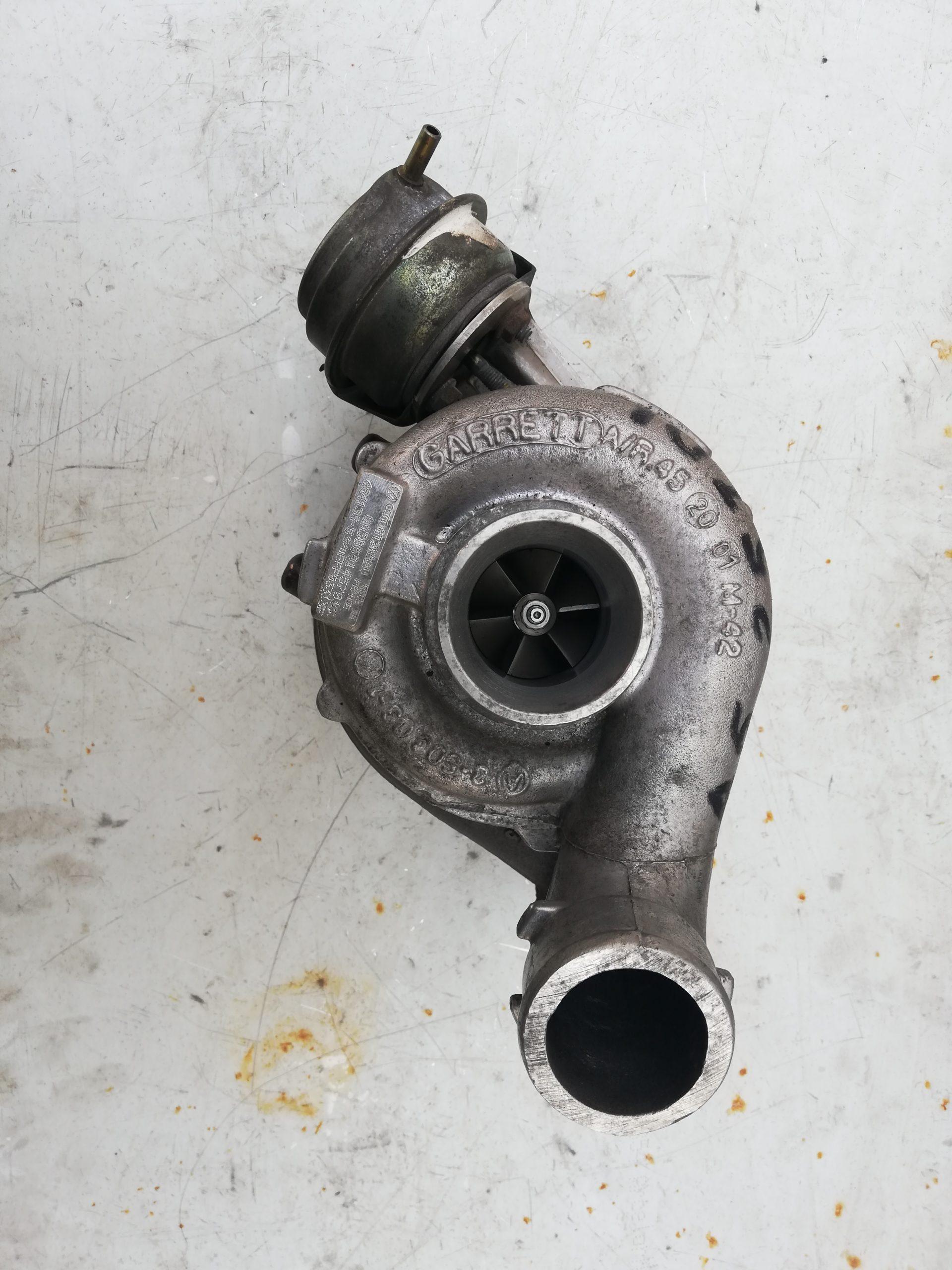 Turbosprężarka 45135-5