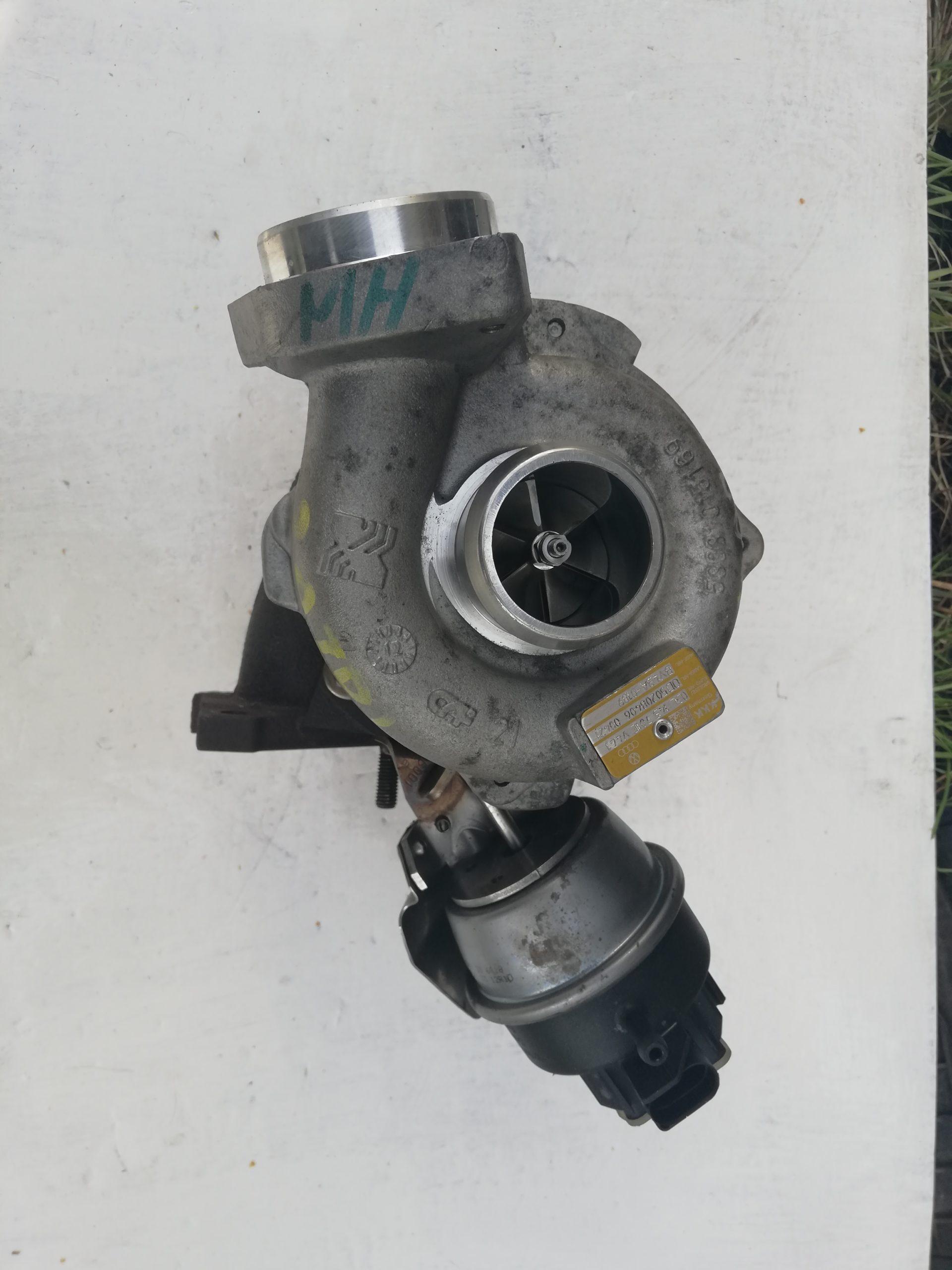 Turbosprężarka VW 2.0 TDI 170 KM 03L145701E NOWY ŚRODEK