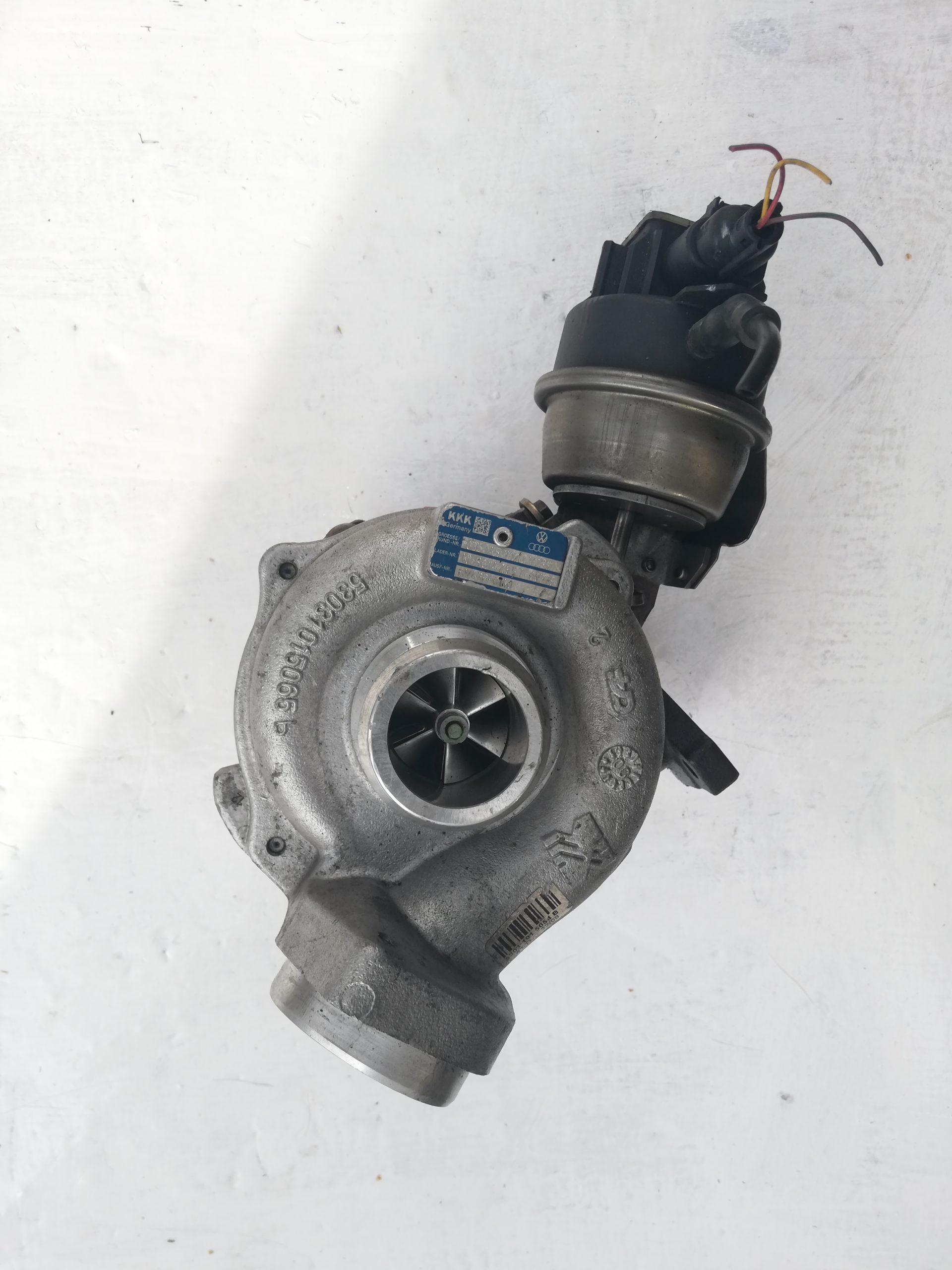 Turbosprężarka VW 2.0 TDI 03L145702D